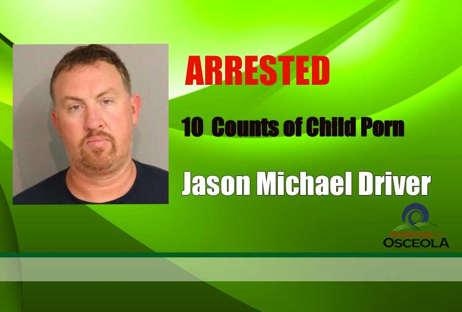 43-year-old St. Cloud man arrested for 10 counts of child pornography