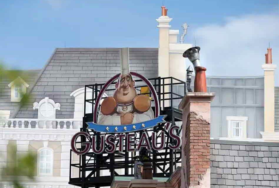 EPCOT's transformation continues with Remy's Ratatouille Adventure attraction, La Crêperie de Paris restaurant