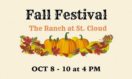 """It's Fall ya'll, time to head out to the Fall Festival at the """"The Ranch at St. Cloud"""""""