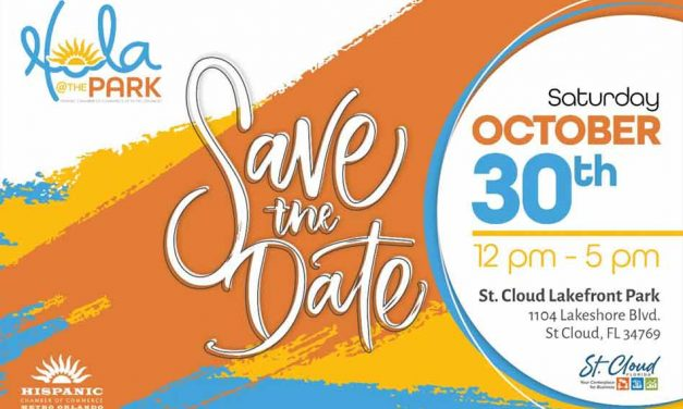 City of St. Cloud, Hispanic Chamber of Commerce of Metro Orlando to host Hola @ the Park October 30