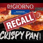 Recall Alert: Nestlé Recalls DiGiorno Pepperoni Pizza due to Misbranding, Undeclared Allergen