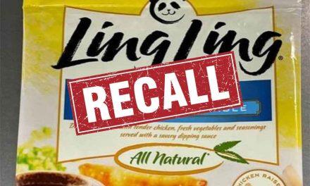 Recall alert: Plastic found in frozen pot stickers sold at Target