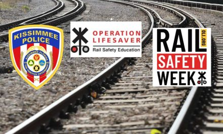"""KPD to monitor rail crossings as part of nationwide railroad safety effort, """"Operation Clear Track"""""""