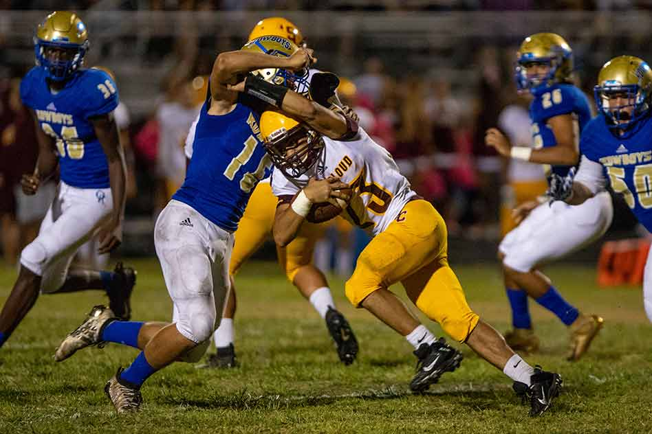 Osceola Kowboys, St. Cloud Bulldogs to meet on the gridiron for 98th time, at Osceola tonight at 7pm