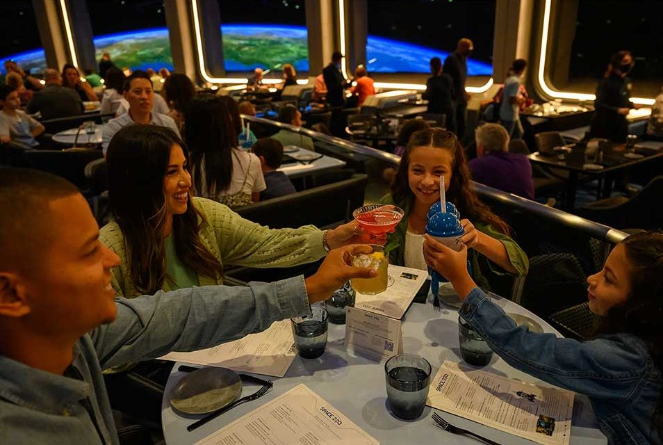 Space 220 restaurant officially lifts off at EPCOT