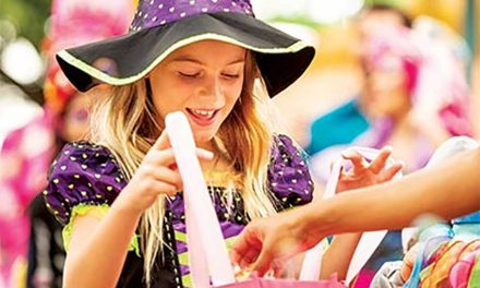 Family Halloween Fun is Back with SeaWorld Orlando's Spooktacular