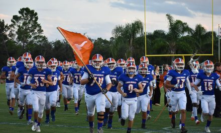Harmony Longhorns Hosts Viera Hawks in Positively Osceola's Top Game of the Week