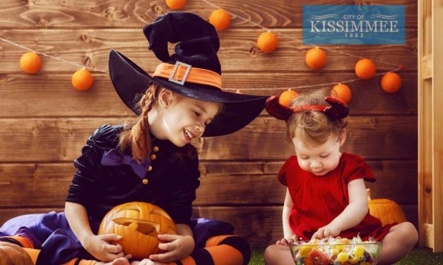 Kissimmee's Parks & Recreation to Host Fall-O-Ween Event  November 6 at  Denn John Field