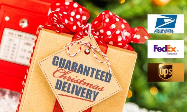 USPS, FedEx, and UPS announce holiday shipping deadlines, don't wait if you want gifts delivered on time