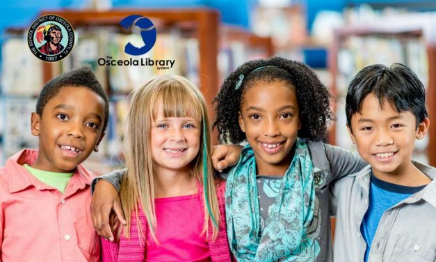 Over 52,800 Osceola Students to have access to Osceola Library System with student school ID