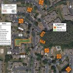 Vineyard Blvd closure at southern intersection with Welch Ct extended through October 22