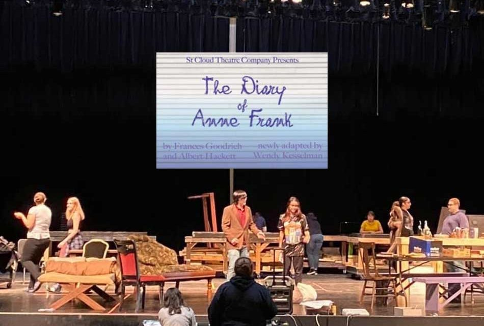 """St. Cloud High School's St Cloud Theatre Company to Present """"The Diary of Anne Frank"""""""