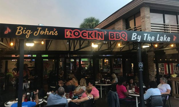 Big John's Rockin' Barbecue by the Lake, There'a Something for Everyone!