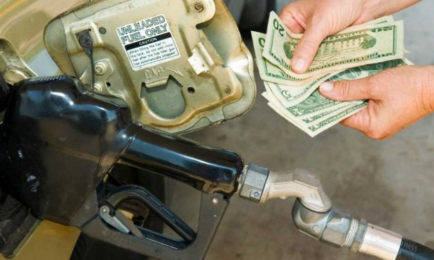 Ghastly gas prices continue to haunt consumers at the pump with 7-year high