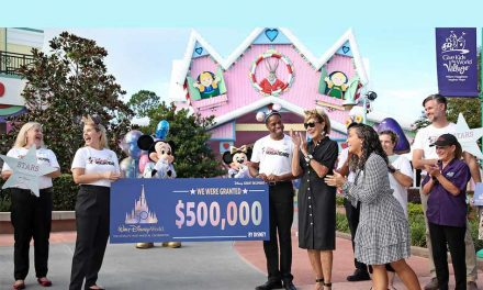 Disney shows passion for community on its 50th with $3 million in grants for local non-profits