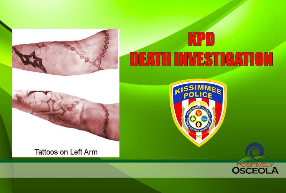 KPD needs the public's help in identifying body of a man in death investigation