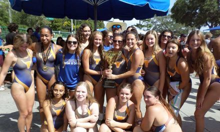 Harmony Continues Domination of Women's OBC Swimming