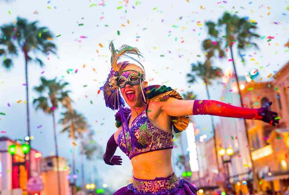 Universal Orlando Resort's Mardi Gras in 2022 to Feature Nighttime Parade, LIVE Concerts, Savory Cuisine