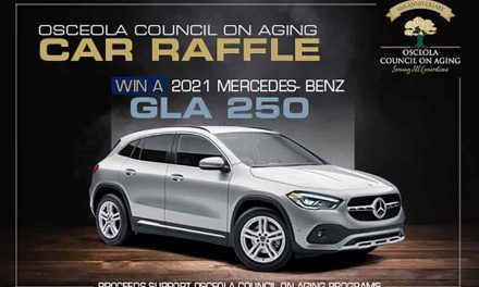 Mercedes-Benz of South Orlando and Osceola Council On Aging Partner to Raffle 2021 Luxury SUV