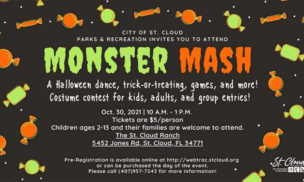 It's a Mash… It's a Monster Mash – Saturday October 30 in St. Cloud!
