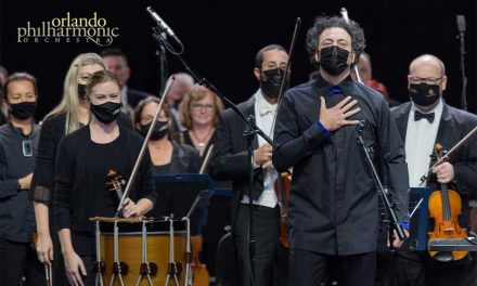 Orlando Philharmonic to Offer Free Tickets to Healthcare Workers, First Responders, and Educators