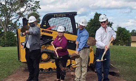 Osceola County Breaks Ground on 'El Yunque' Splash Pad in BVL
