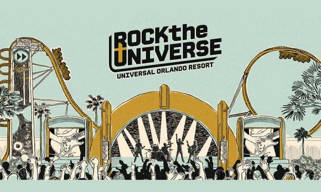 Two-time Grammy-nominated Artist Crowder Joins Rock the Universe 2022 Lineup