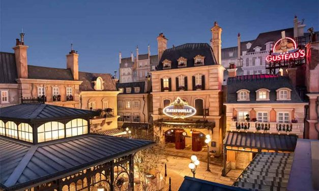 Expanded EPCOT France Pavilion Is a Feast for the Senses at Walt Disney World Resort