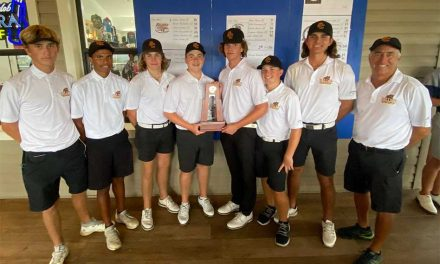 St. Cloud Boys Team Captures Class 3A, District 9 Golf Championship